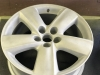Wheel that's been dipped and blasted ready for paint
