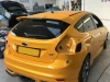 Focus-st-in-with-drivers-side-damage-special-order-paint