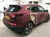 Nissan-quashqai-having-driver-side-crash-repair-done