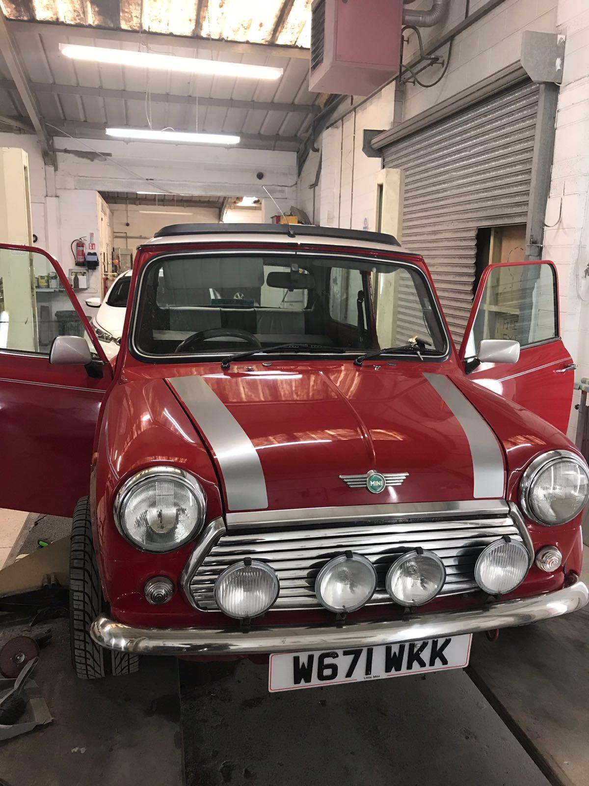 Mini Restoration