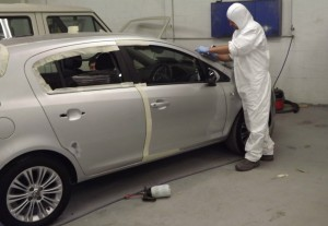 Exeter Car Paint Spraying