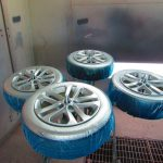 alloy wheel refurb exeter