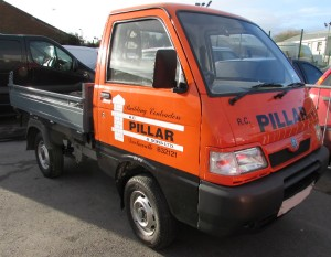 Piaggio pick up
