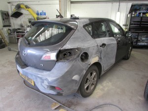Mazda Insurance Car Body Repair Smart World Exeter Car Body - Mazda auto body repair