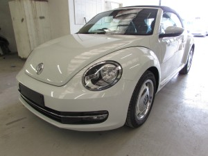 Volkswagen Beetle repair