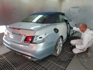 Mercedes Car Body Repair