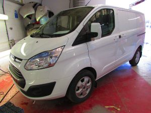 exeter ford transit repair