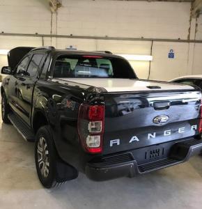 Ford Ranger bumper corner