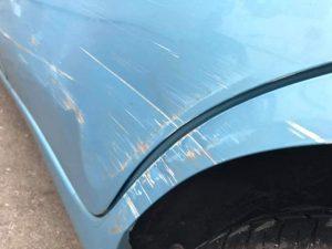 Accident repair in Exeter