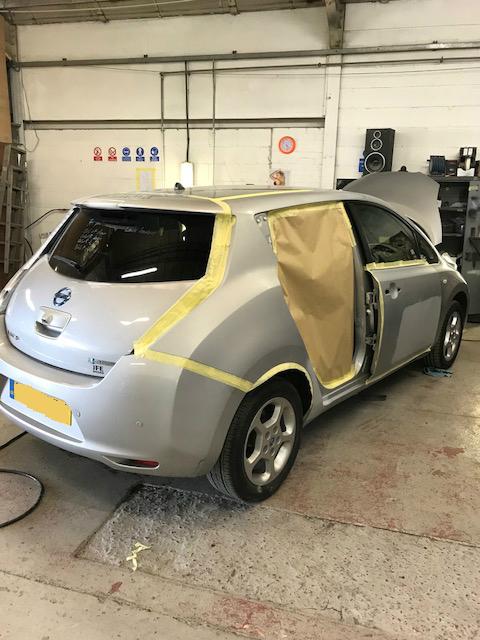 Nissan-Leaf-off-side-scratches-removed