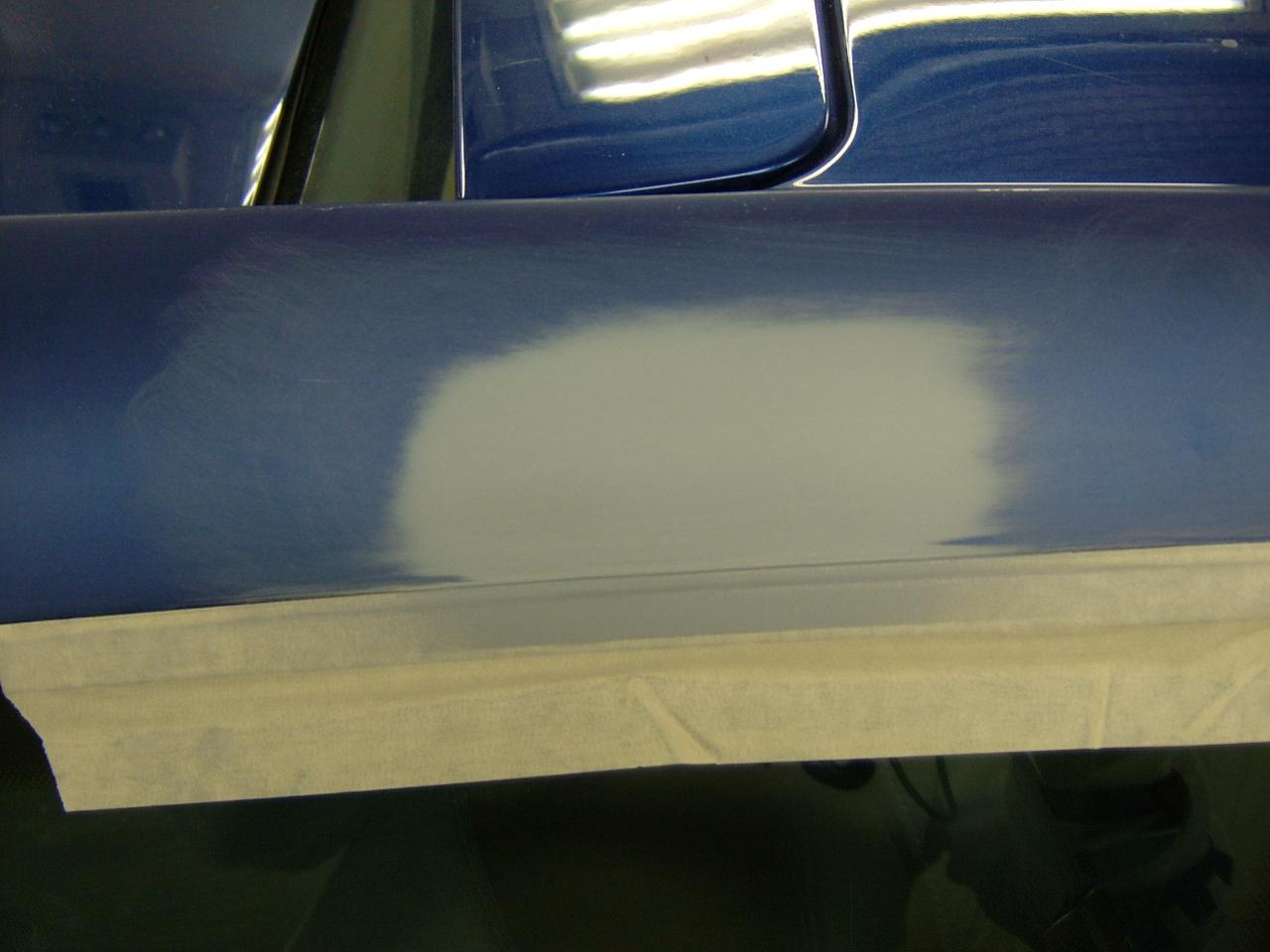 Small Panel Repair in Exeter