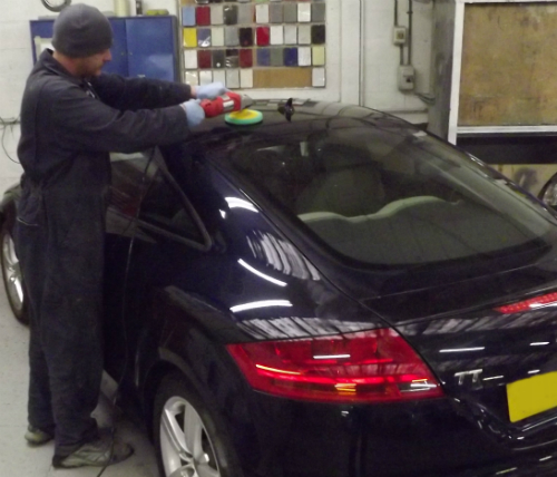 paintless dent removal exeter