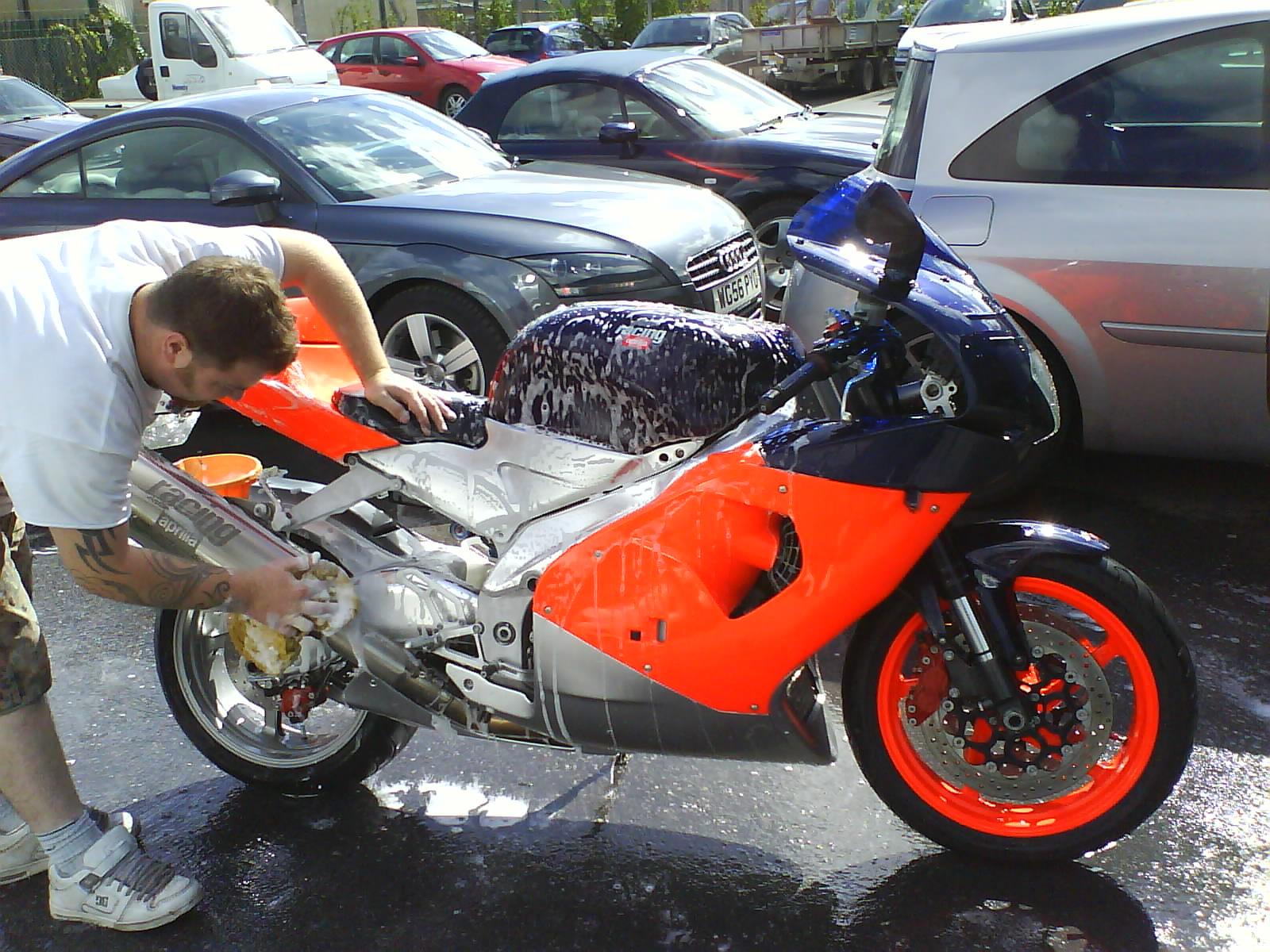 motorbike repairs exeter