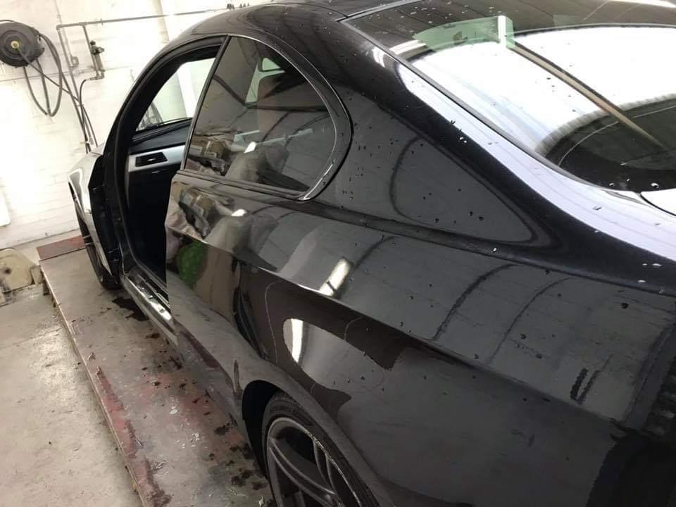 BMW Car Body Repair