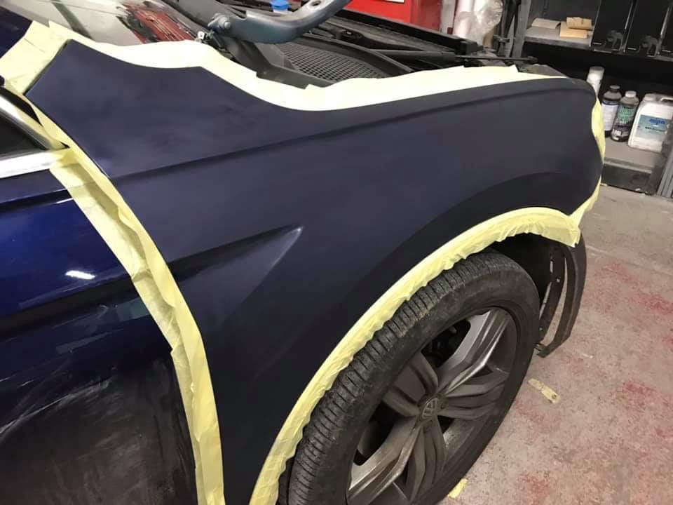 VW Car Body Repair