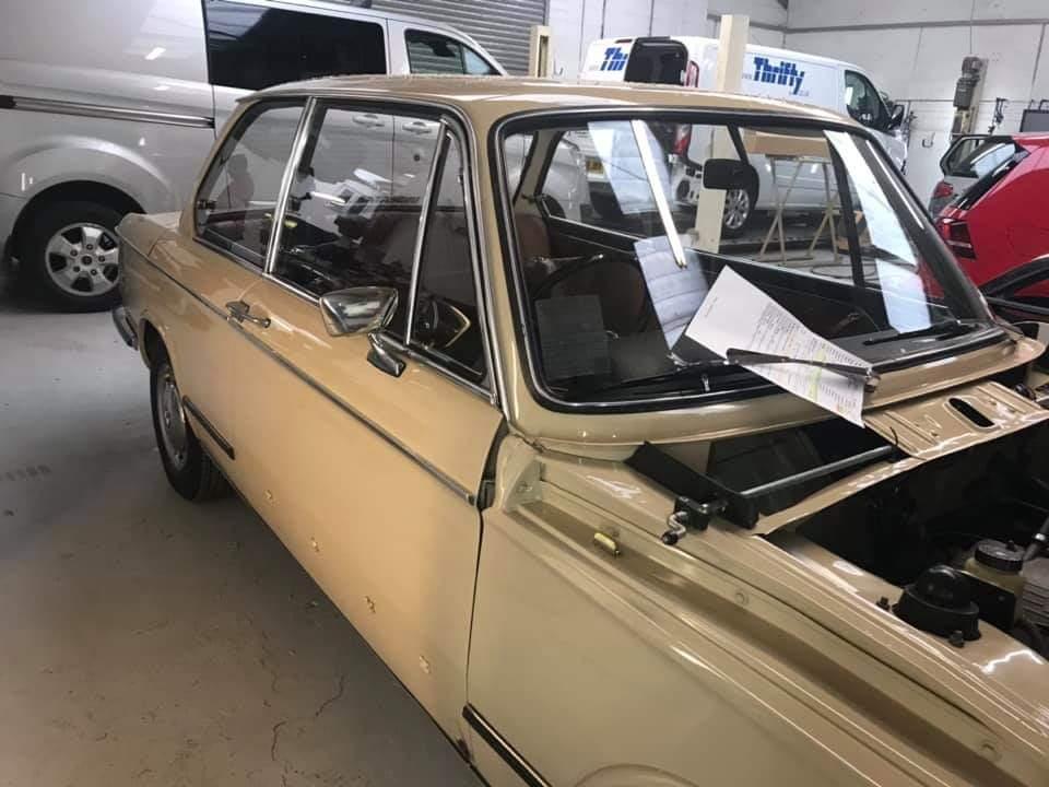 Classic BMW 3 Series