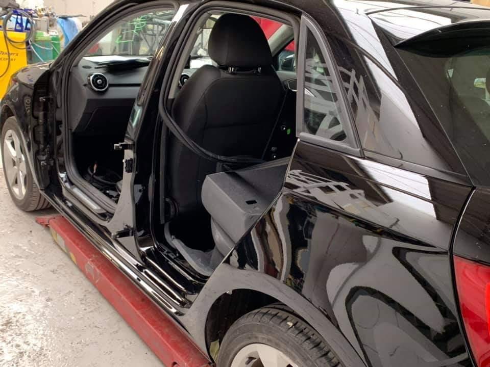 Audi Car Body Repair