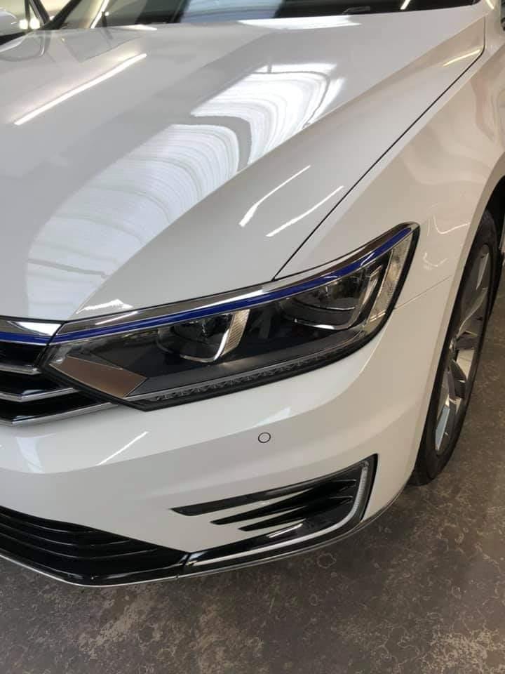 VW Car Panel Repair