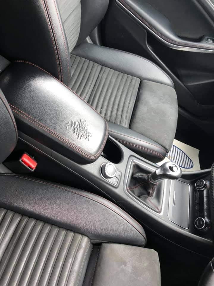 Interior car repairs
